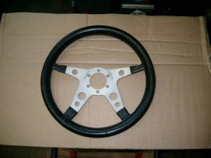 Watanabe Falcon Steering Wheel 4 spoke