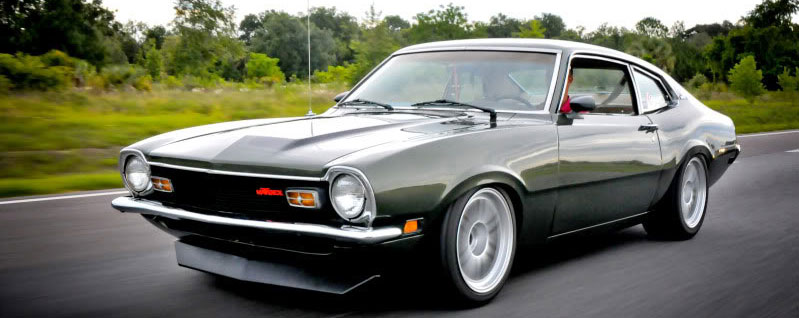 Enkei RPF1 on Ford Maverick