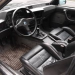 BMW M6 E24 Steering Wheel and Dashboard