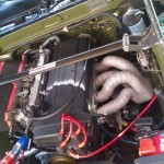 AE86 Toyota Corolla Engine Bay, Clean and Simple!