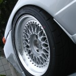 BBS RS on Nissan Skyline R32 Skyline GT-R Vspec 2