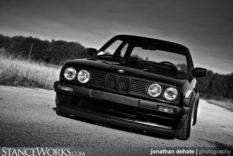 Bbs Rs 16 215 10 Amp 16 215 9 On Bmw E30 Tight Fitment Jdmeuro Com