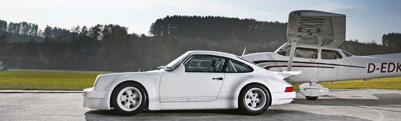 Porsche 911 964 Tuned by DP Motorsport