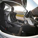 Porsche 911 964 Tuned by DP Motorsport Racing Bucket Seats