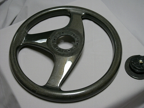 Impul 913CF Carbon Fiber Monocoque Steering Wheel