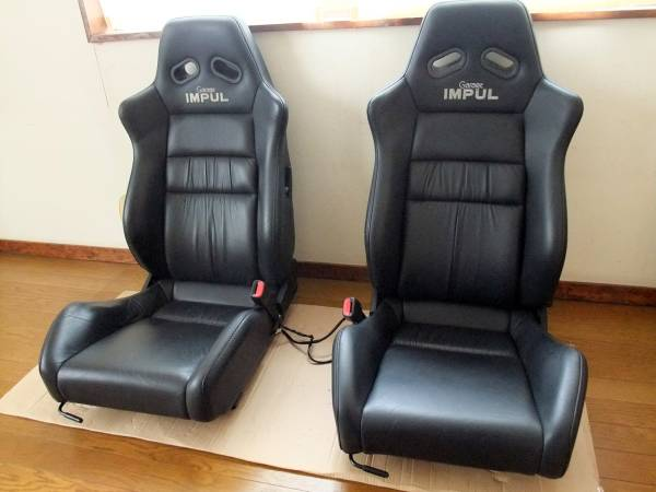 Impul Leather Racing Seats