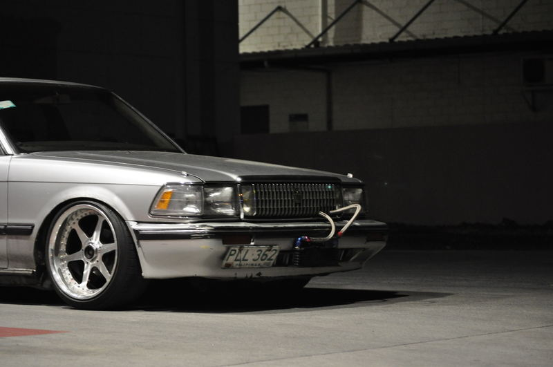 Manaray MS-6 Inspired Toyota Crown