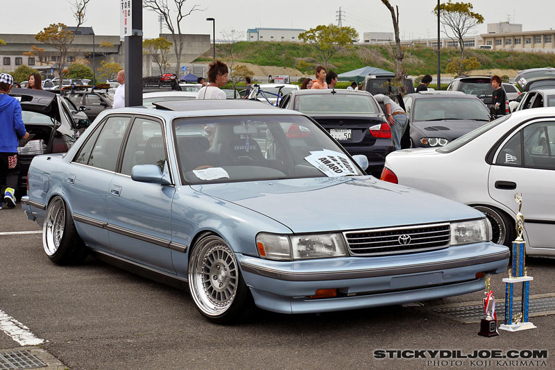 Toyota Cressida MX83 on Rotiform Wheels
