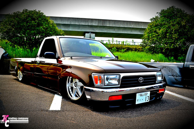 JDM Truck - Toyota Hilux Racing Hart Type CR