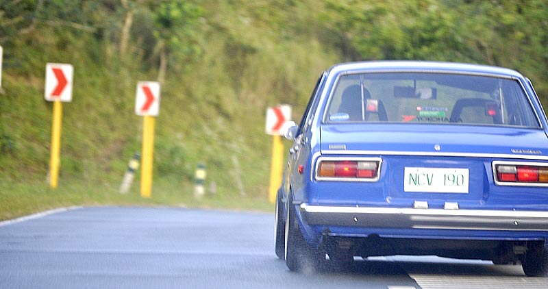 Old School Toyota Corolla KE30 on 13x8 ATS Classics
