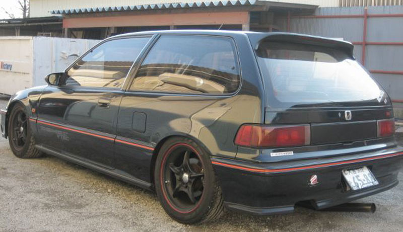 Mugen NR10 on EF Honda Civic SiR