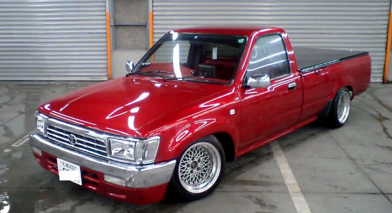 Toyota Hilux Jdmeuro Com Jdm Wheels And Trends Archive