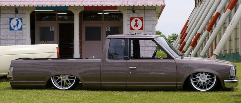 Nissan 720 | JDMEURO com JDM Wheels and Trends Archive