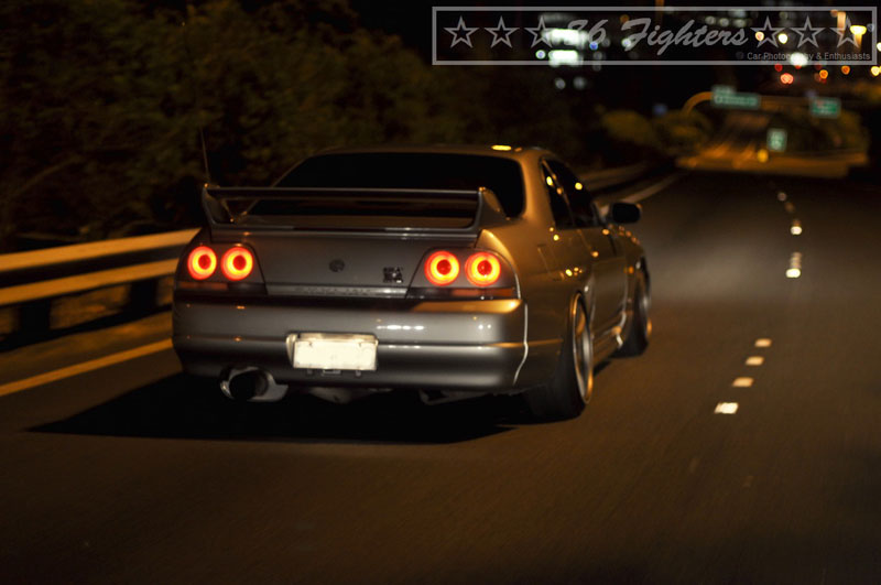 Work Emotion CR-Kai R33 Nissan Skyline GT-R