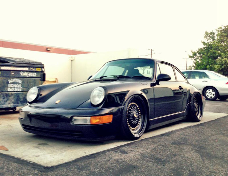 BBS RS Converted 964 Porsche 911