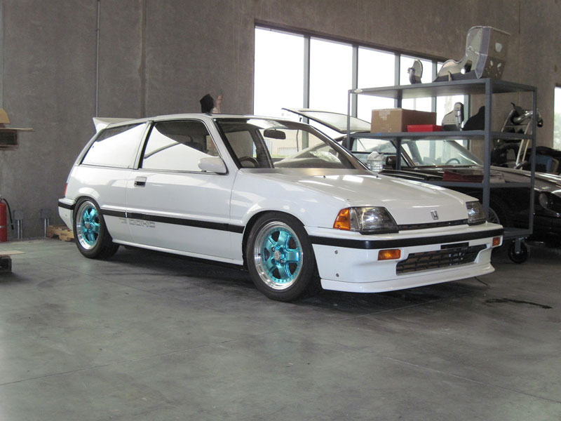 Mugen MR5 Anniversary Edition JDM Honda Civic