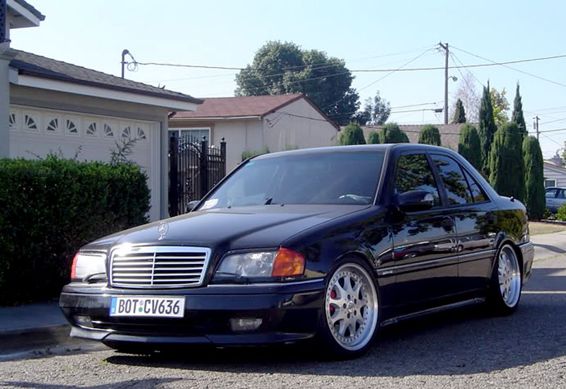 mercedes benz w202 jdm wheels and trends archive. Black Bedroom Furniture Sets. Home Design Ideas