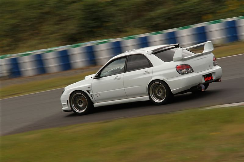 Racing Hart CP-035R on Subaru Impreza   WRX STi Spec C Type RA-R
