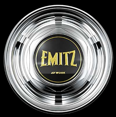 Work Emitz VIP Wheels by Work Wheels - JDM Wheels