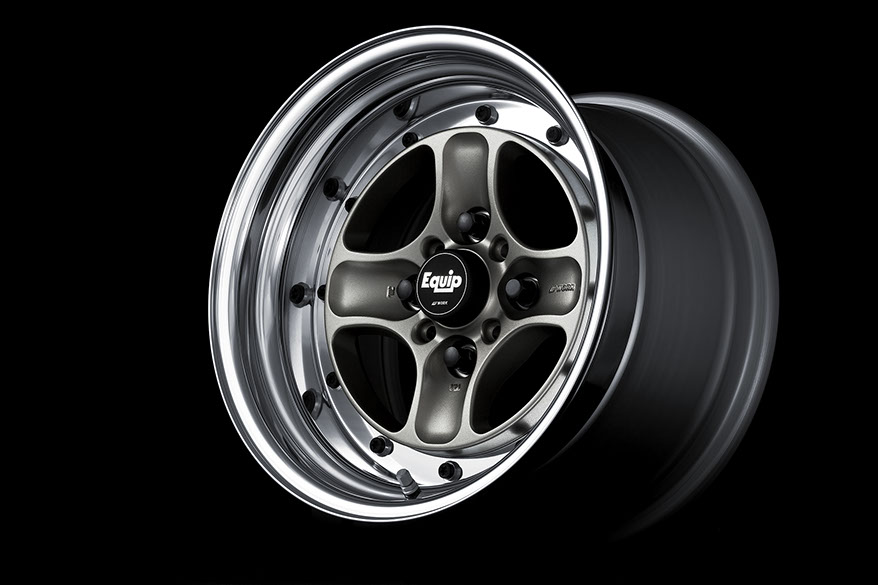 The Work Equip 40 by JDM Wheel manufacturer Work Wheels Japan has been released to celebrate over 40 years of making high performance aluminum wheels. The Work EQUIP 40 features a lightweight curvey 4 spoke design with 3 piece construction.
