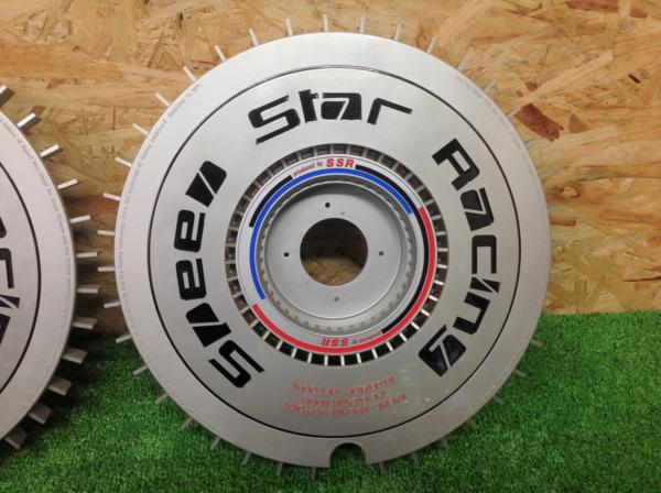 Speed Star Racing EX-C AERO Covers by SSR Wheels - JDM Wheels