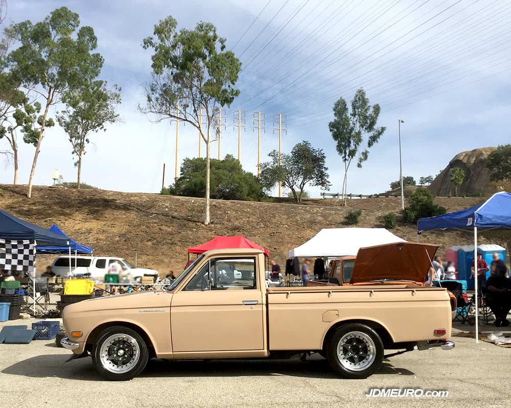SSR Interceptor on Datsun 520 Pickup - JDM Truck