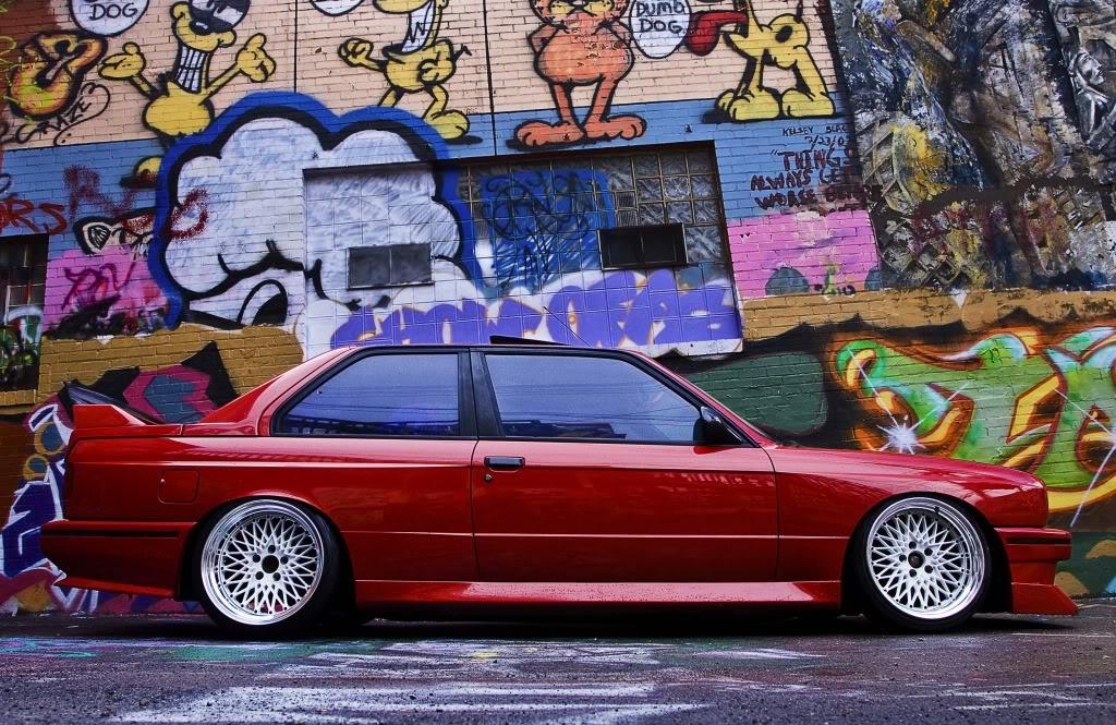 SSR Formula Mesh BMW E30 M3