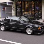 BMW M6 E24 on BBS RS