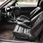 BMW M6 E24 Front Seats