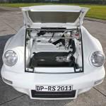 Porsche 911 964 Tuned by DP Motorsport Trunk
